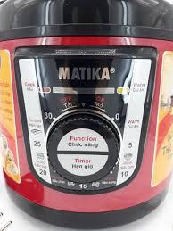 Bán Nồi áp suất nắp rời Matika MTK-9261 - Hàng chính hãng Chất Lượng Giá Rẻ  - Điện Gia Dụng Chính Hãng Giá Rẻ 2020
