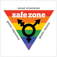 Amazon Com Willettastore Lgbt Safe Zone Equality Stickers 3 Pcs Pack Kitchen Dining