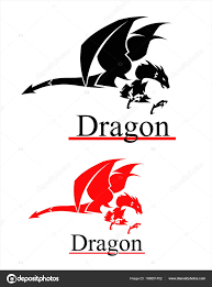 dragon two dragons flying