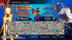 DOWNLOAD NARUTO SHIPPUDEN ULTIMATE NINJA STORM LEGACY MOD - Naruto ...