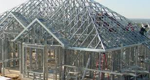 advanes of steel frame structures