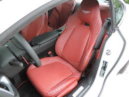 color change or upgrade leather seats