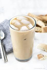 homemade iced coffee live laugh rowe
