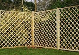 Types Of Fence Panel Guide To Fencing Trellis Fence Fence Panels Types Of Fences