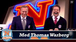 Grænsepatruljen med Thomas Warberg - YouTube