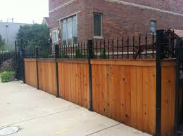 J Franco Steel Porches Wood And Wrought Iron Fences Wrought Iron Fences Wood Gate Rod Iron Fences