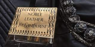 ysl noble leather fragrance review