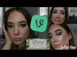 rip vine makeup tutorial vine i miss