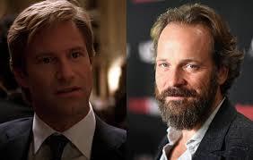 Harvey Dent: Aaron Eckhart on Peter Sarsgaard in 'The Batman'