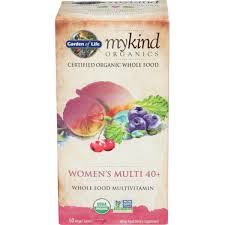 garden of life multivitamin whole food