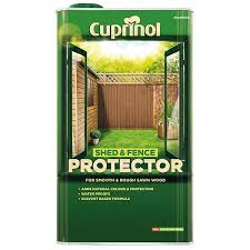 Cuprinol Shed And Fence Protector Wood Finishes Direct