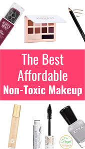 affordable clean beauty s the