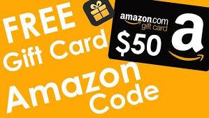 free amazon gift card codes