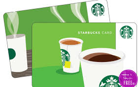starbucks gift card how to for
