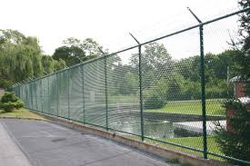 Galvanized Chain Link Fence For Sale Chain Link Fencing Solutions Galore