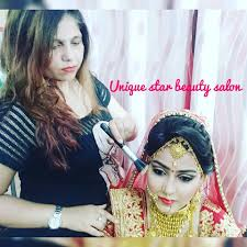 airbrush makeup unique star beauty salon