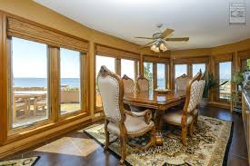 casement windows wood interior