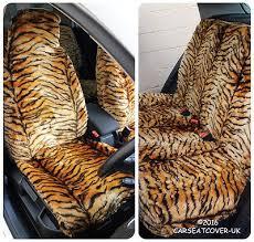 furry sheepskin car seat covers