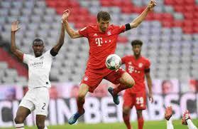 Bundesliga, highlights Bayern Monaco-Eintracht Francoforte: gol e ...