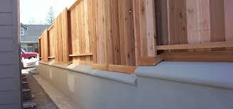 Retaining Wall Fence All In 1 Handyman