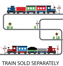 All Wall Decals Rr Track Decal