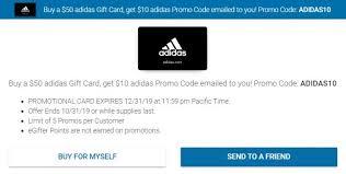 50 adidas gift card get 10