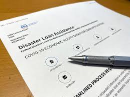 SBA COVID-19 Disaster Loan application ...