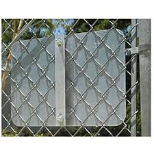 Amazon Com Stopsignsandmore Sign Mounting Bracket And Hardware For Chain Link Fence 18 Inch Garden Outdoor