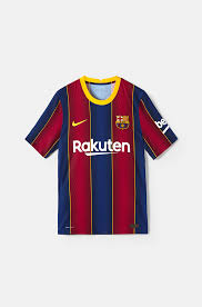 Camiseta MATCH 20/21 - Junior - BRAITHWAITE | 19 - Braithwaite | Jugadores  | categorías | Barça Store