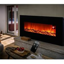 adam alexis wall mounted electric fire