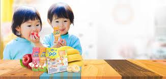 """Sữa chua SuSu - """"Thần dược"""" cho hệ tiêu hoá của bé"""