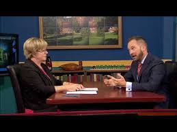 10 12 17 A Conversation With Wcax Tv News Anchor Darren Perron On Across The Fence Youtube