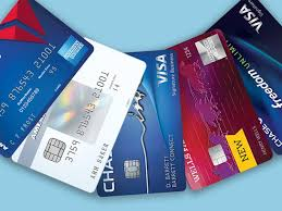 credit cards according to user type