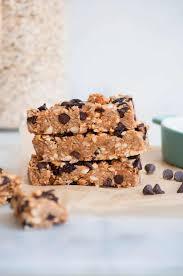 healthy granola bars erin lives whole