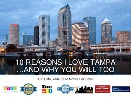 10 Reasons I Love Tampa.. and Why You Will Too