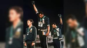 Carlos and Smith Reflect on 1968 Olympics Protest 50 Years Later at San  Jose State – NBC Chicago