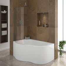 small bathrooms with shower and tub