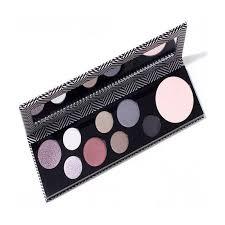 jual mac basic makeup palette