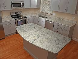 white ice granite countertops pictures