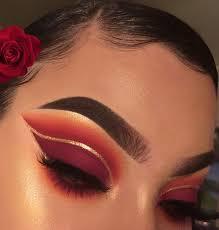 makeup makeup inspiration red image