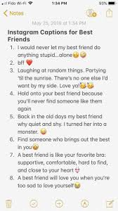 instagram captions for best friends captions friends