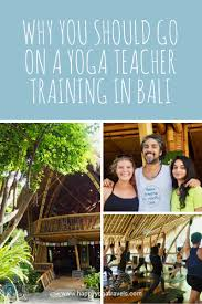 review yoga teacher in bali at
