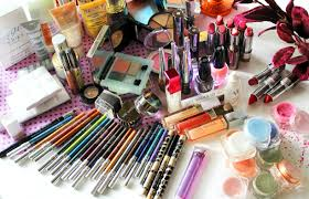 makeup collection on a budget