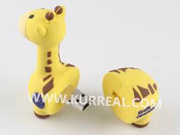 giraffe usb flash drives memory sticks