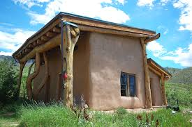 straw bale homes are beautiful