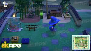 Animal Crossing New Horzions Bamboo Zen Garden Design Acnh Island Design Ideas