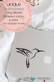Humming Bird Car Decal Laptop Decal Pretty Bird Sticker Vinyl Decal Car Window Decal Decals For Women Tumbler Decal Gifts Under 10 In 2020 Laptop Decal Wall Quotes Decals Vinyl Decals