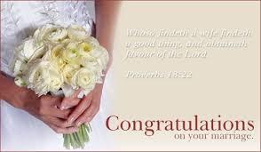 20 Best Wedding Congratulations Messages | WooInfo