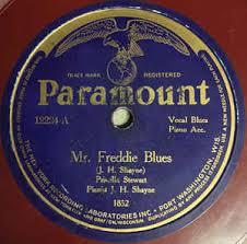 Priscilla Stewart - Mr. Freddie Blues / Mecca Flat Blues (1924, Shellac) |  Discogs