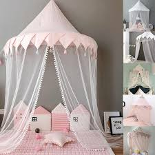 Baby Bed Canopy Tent Kids Play Tent Princess Play House Tipi Enfant Baby Bedding Dome Canopy Decoration Children Gift Play Tent Toy Tents Aliexpress